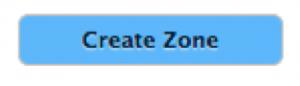 Create Zone button