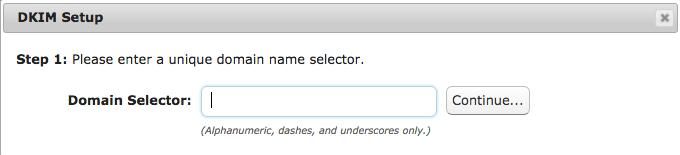 DKIM_Domain_Selector