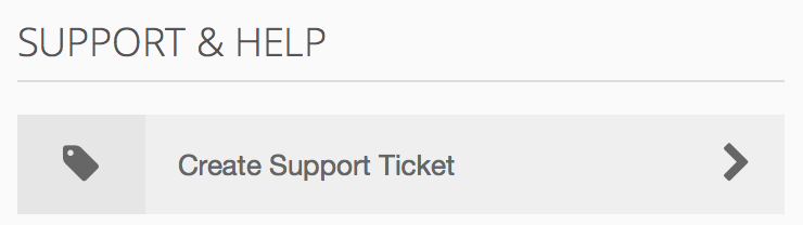 DynID Create Support Ticket