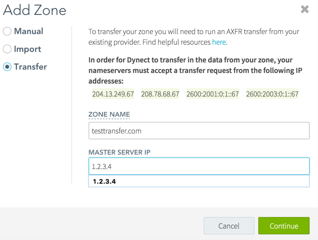 Managed_DNS_Transfer_Zone